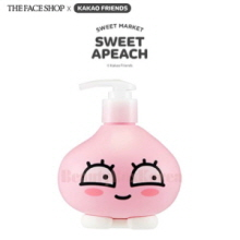 THE FACE SHOP Cherry Blossom Body Wash 400ml [The Face Shop x Kakao Friends -Sweet Apeach]